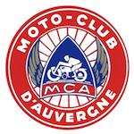 Logo original du Moto Club d'Auvergne